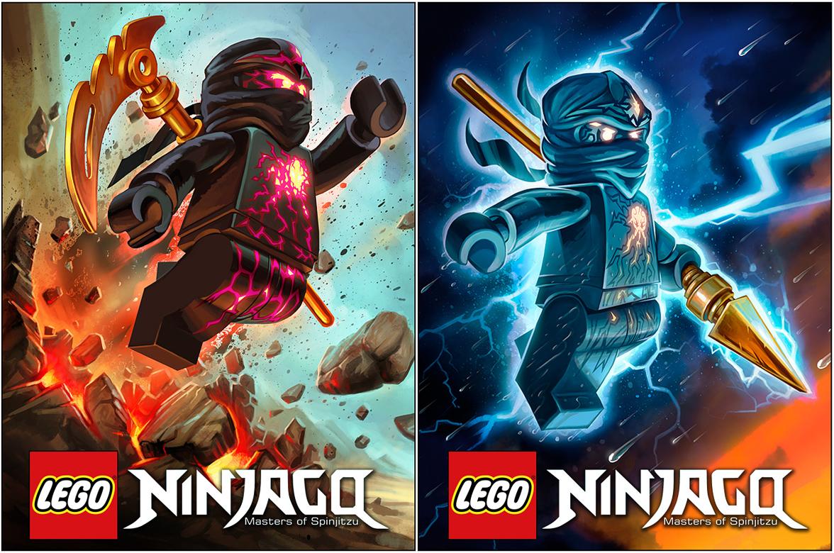 Ninjago wettkampf der elemente for Internatszimmer einrichten